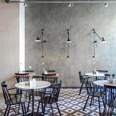 leuke restaurants in Utrecht Utrecht, House Restaurant, Restaurant Design, Interior Exterior, Interior Design, Holland, Kids Restaurants, Best Boutique Hotels, Cafe Bistro