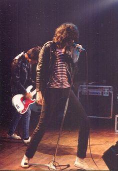 Dee Dee & Joey Ramone