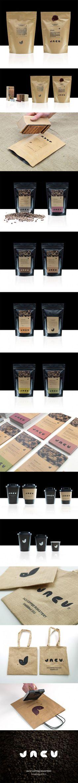 Jacu Coffee Roastery  --Lovely Package--