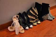 Giuseppe Zanotti Design Shoes, shoes and shoes