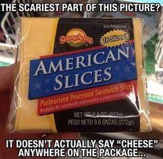 Fake cheese