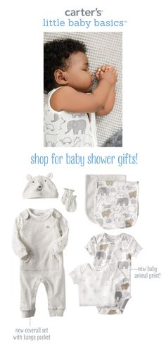 Shop perfect neutral baby shower gifts for baby! Our neutral collection in babysoft cotton makes the perfect gift.