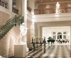 Salón Linares Villa Padierna Palace Hotel