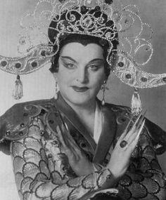 Birgit Nilsson as Turandot