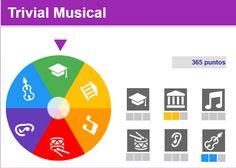 El Lenguaje Musical de Fátima: TRIVIAL MUSICAL ¿Jugamos?