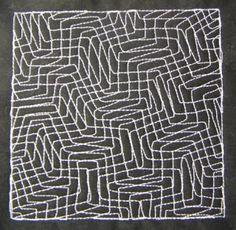 Day 100 Matrix Maze | Leah Day