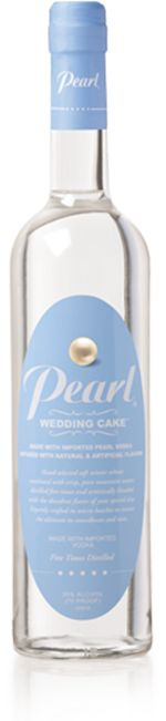 Wedding Cake by Pearl Vodka... OBSESSED