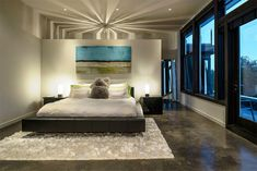 20 Sleek Contemporary Bedroom Designs For Your New Home Sala Grande, Brooklyn Brownstone, Modern Craftsman, Desert Homes, Jersey City, Contemporary Bedroom, Notting Hill, Master Bedroom, New Homes