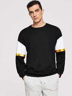 FASHION#CC Straight Outta Canada Mens Pullover Hoodie Sweater with Pockets