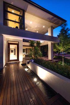 krai outdoor living landscape pools water features pinterest