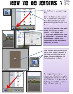 "How to make a ""Joiner"" image. (Page 1 of 2)"