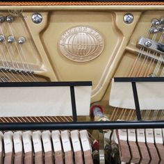Shanghai Artmann UP125A vertical upright piano
