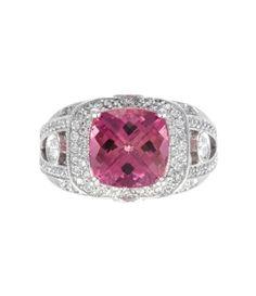 Pink + Diamonds ♥ Oh MY!! I looovvvvee this!