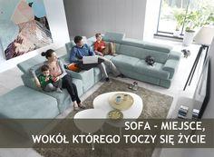 Meble do salonu to ważny element aranżacji przestrzeni. To w tym pokoju toczy się codzienna aktywność Twojej rodziny. Warto więc zapewnić sobie i bliskim komfort, wygodę i efektywny wypoczynek. Nowoczesne meble tapicerowane gwarantują, że przestrzeń będzie dopasowana dokładnie do Twoich potrzeb i wymagań.