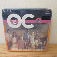 The OC Game - Based on Hit TV Show - New & Sealed Collector's Tin #Cardinal