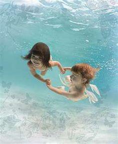 Underwater Human Fish