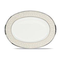 Silver Palace Platter