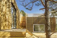 дом отдыха архитектура - Поиск в Google