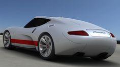 Porsche Carma Concept 2012_2013