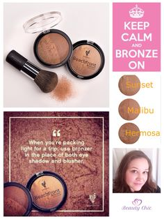 Amazing bronzer by Younique