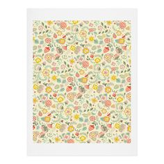 Pimlada Phuapradit Cotton Candy Floral Art Print | DENY Designs Home Accessories