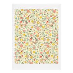 Pimlada Phuapradit Cotton Candy Floral Art Print | DENY Designs Home Accessories