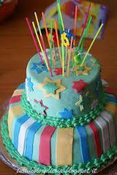 Risultati immagini per torte compleanno colorate