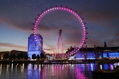 Anyone up for a ride on the London Eye?