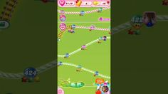 CANDY CRUSH LEVEL 423 Zynga Game How to beat level Complete Walk Through...