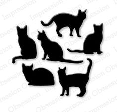 Cat Set - DIE083-K