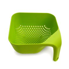 Square Colander Medium Green by Joseph Joseph.. I registered for one of these