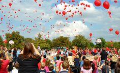Hughston Elementary red ribbon week