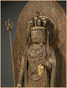 當麻寺 (奈良県 葛城市)木造十一面観音立像