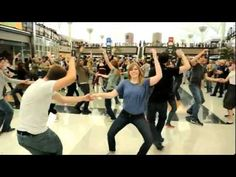 Denver Airport Holiday Flash Mob - This is NOT the flashmob I did today, but it is the same dance company!   I will post the one we did today at the 5 Points Jazz Fest as soon as it hits the internet!