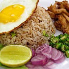 Nasi Goreng: Indonesian Fried Rice.