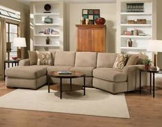 Living Room Ideas With Sectionals buttercup sectional with chaise & cuddler | sectional sofas