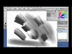 Corel Painter: How to work with grain | lynda.com tutorial