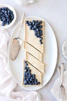 Just Desserts, Delicious Desserts, Dessert Recipes, Yummy Food, Kitchenaid, Custard Tart, Vanilla Custard, Sweet Treats, Yummy Treats