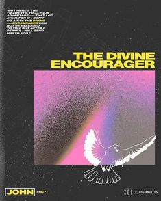 Weekly Inspiration Dose 074 - Indieground Design The Divine Encourager # church graphic design Natalia Pawlak's funky work draws inspiration from old cartoons and music Poster Design, Graphic Design Posters, Graphic Design Typography, Graphic Design Illustration, Graphic Design Inspiration, Graphic Design Layouts, Layout Inspiration, Typography Poster, Church Graphic Design