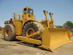Caterpillar Heavy Equipment