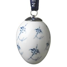 Royal Copenhagen Egg - Palmette