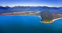 Bruce Bay, see more, learn more, at New Zealand Journeys app for iPad www.gopix.co.nz