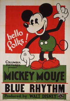 """""""Blue Rhythm"""" (1931)"""