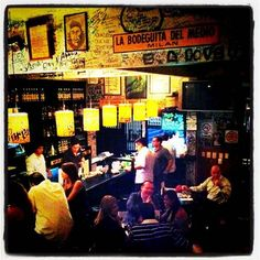 La Bodeguita Del Medio - 15% Off Traditional Cuban Restaurant and Bar, our Cuban recipes share the wisdom and techniques of Spanish and African cooking, with some Caribbean influence in certain spices and flavors. Free salsa lessons on Wednesdays from 7:30 pm to 9:30 pm. Live Music every Night