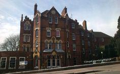 Harrow school in London