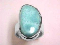Larimar Jewelry: Fine Larimar Jewelry Pendants, Rings, and Bracelets