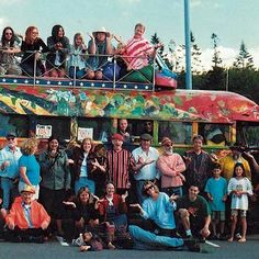 """Today in 1965, Author Ken Kesey and his band of """"Merry Pranksters"""" hold the first """"Electric Kool-Aid Acid Test"""""""