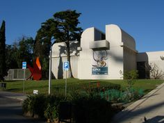 Fundació Joan Miró in Barcelona - Spain