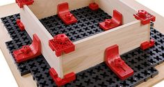 Extra Hands: The Woodpeckers X-Mat Assembly System