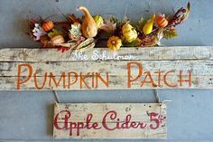barnwood sign http://amberlaneliving.blogspot.com/search?updated-max=2010-11-01T20%3A22%3A00-07%3A00&max-results=7